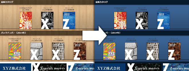 本棚表示キットはカスタマイズが柔軟にできる